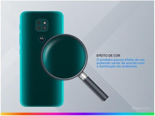 Smartphone Motorola Moto G9 Play 64GB Verde  - Foto 2