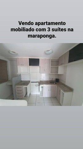 Apartamento com 3 quartos . - AP223 - Foto 3