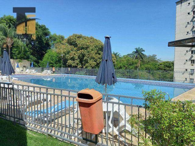 Apartamento com 2 dormitórios para alugar, 60 m² por R$ 1.000,00/mês - Barreto - Niterói/R