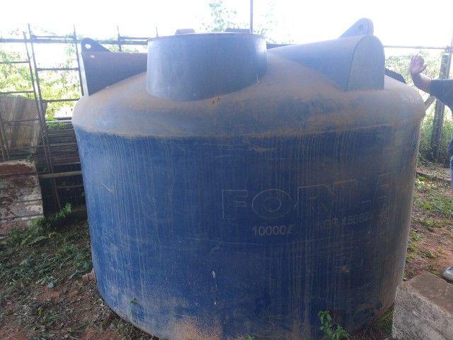 Tanque Fortplus Capaciade 10.000 litros - Usado - Foto 4