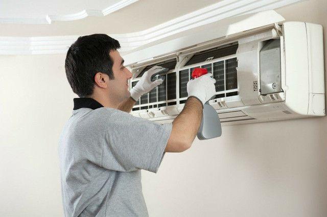 Técnico de refrigeração instalação e manutenção de ar condicionado Split