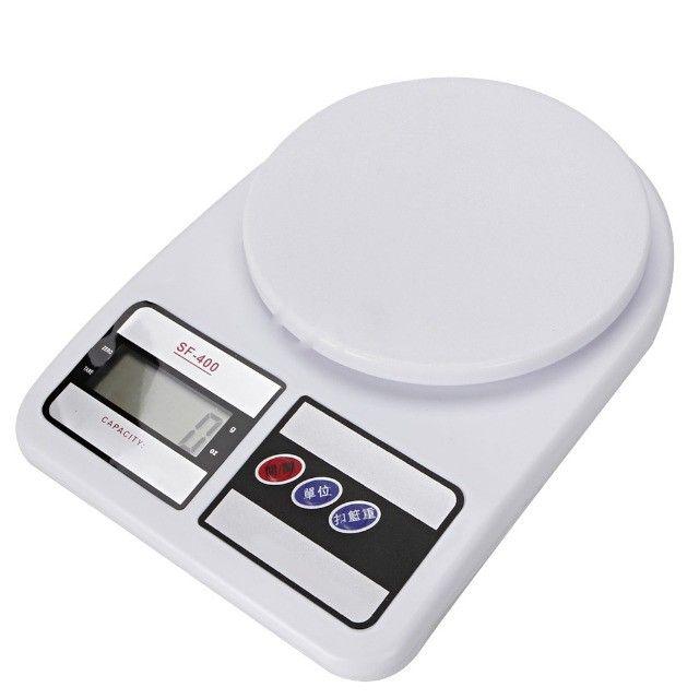 Balança Dieta Cozinha 1gr a 10kg (Promoção) - Foto 4