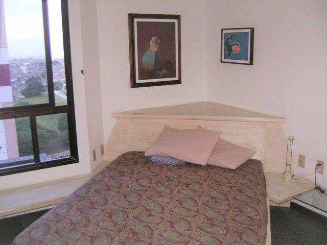 Apartamento para aluguel com 174 metros quadrados com 4 quartos em Candeal - Salvador - BA - Foto 17