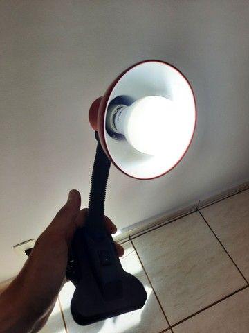 Luminária para escritório