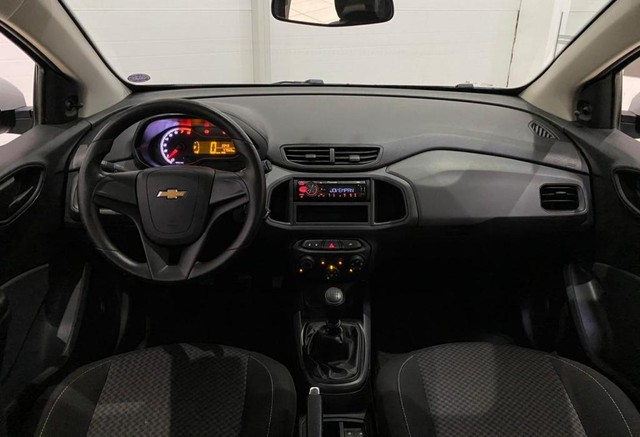 JOY Hatch 1.0 8V Flex 5p Mec. - Foto 9