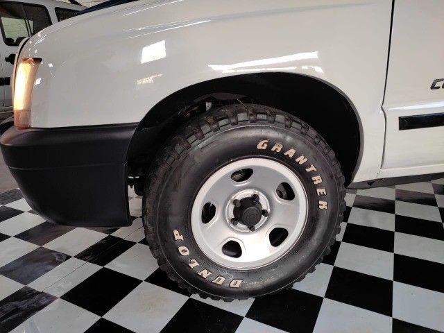 S-10 4x4 Diesel Motor MWM 2.8 Turbo Intercooler! Cab.Simples! Bancos em Couro!!! - Foto 5