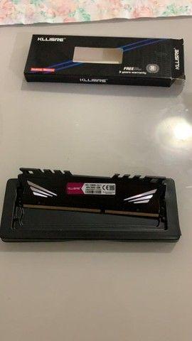 2 Memórias RAM DDR3 8 GB - 1600 - Foto 3