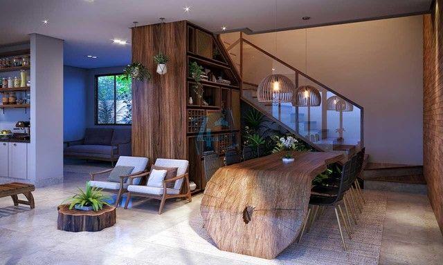 Casa Duplex com 3 dormitórios à venda, 145 m² por R$ 900.000 - Praia de Pitinga - Porto Se - Foto 10