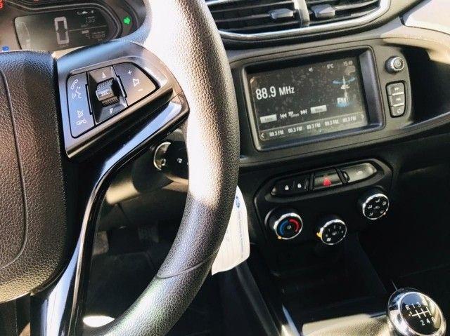 Chevrolet / Prisma 1.4 LT -2019 - 40mil KM  - 1 ano garantia  - Foto 8