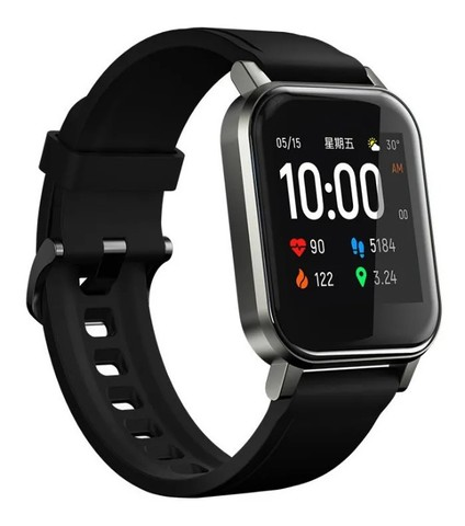 Smartwatch Haylou Smart Watch LS02 - Loja Natan Abreu