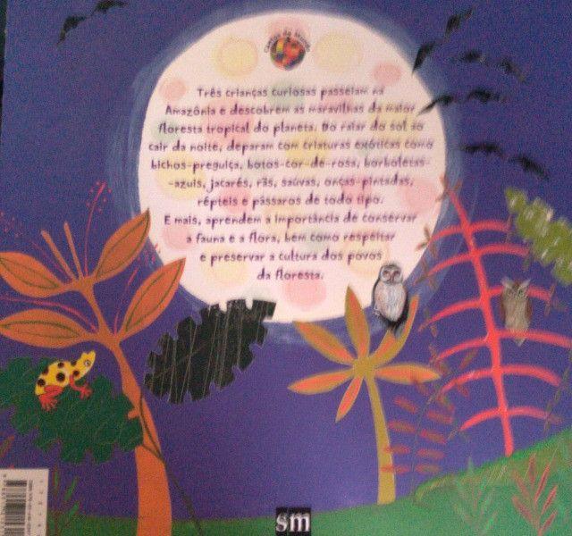 Livro ''Um passeio na Floresta Amazônica'' - Foto 2