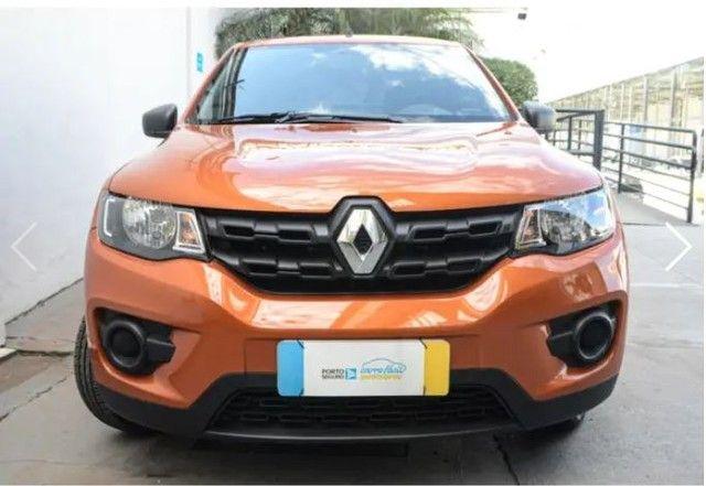 Renault Kwid 1.0 Zen 2020 -Único dono! Garantia de Fabrica! - Foto 3