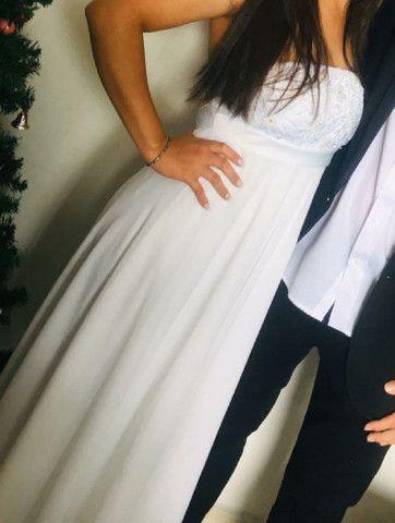 Vestido de noiva tam M