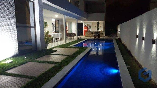 Casa com 5 dormitórios à venda, 508 m² por R$ 2.500.000,00 - Portal do Sol - João Pessoa/P - Foto 3