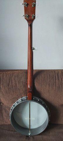 Banjo Rover 5 Cordas Openback - Foto 2
