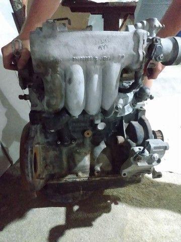 Motor 1.4 flex GM