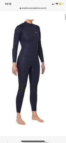 Roupa de surf/mergulho feminina - Foto 2