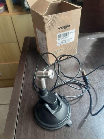 Microfone externo yoga - Foto 4