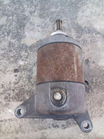 Motor de arranque original titan fan bros - Foto 3