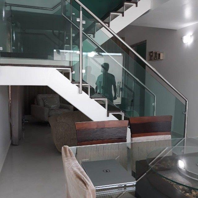 Casa 4 quartos (1 suíte) ? Residencial Golden Ville ? Bairro Novo Aleixo - Foto 8