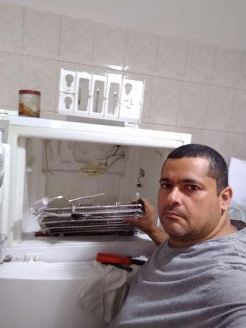 Conserto-geladeira-domiciliar-comercial - Foto 2