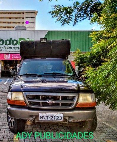 Carro de som, Ady publicidades - Foto 4
