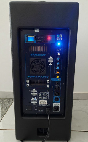 Caixa de Som Oneal OPB 2030 BT Ativa - Foto 2