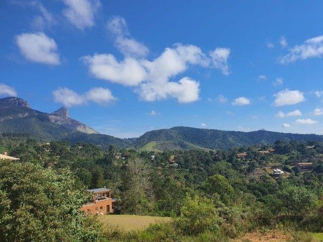 Vendo Lote 2.500 M² com Vista Eterna para Pedra Azul - Condomínio Cerro Azul - Foto 16