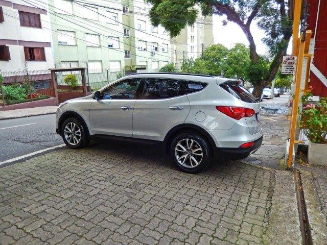 Hyundai Santa Fe 3.3 V6 2014 Excelente Estado - Foto 3