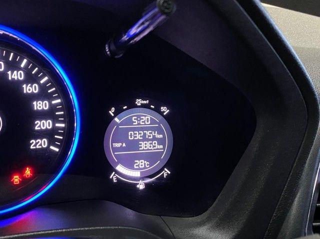 HONDA HR-V 1.8 16V FLEX EX 4P AUTOMÁTICO  2019 C/ GNV - Foto 13