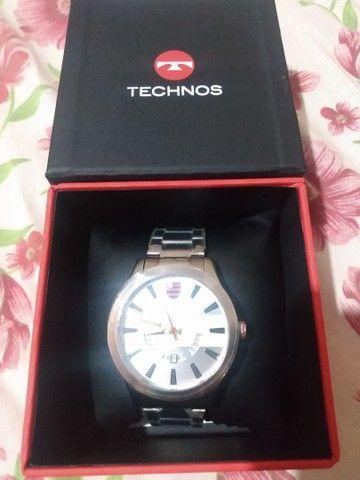 Relógio Technos do Flamengo novo - Foto 4