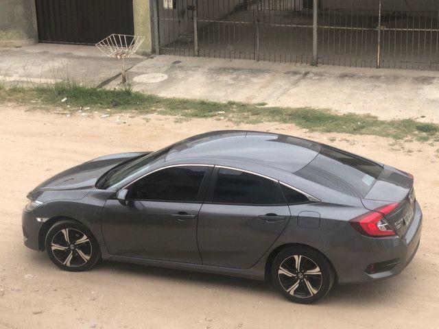 Honda Civic Ex 37 mil km rodados - Foto 6