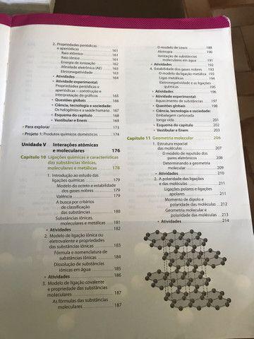 Livro de Química 1  - Foto 2