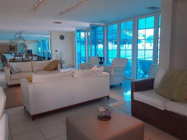 DM *$* Casa de Luxo na beira mar de Porto de Galinhas, 415m² 6 quartos - Foto 12