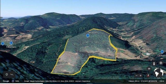 DM- Sítio/Terreno Grande em Santa Teresa 13 hectares - Foto 4