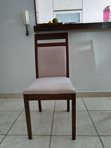 Mesa de jantar com cadeiras - Foto 2