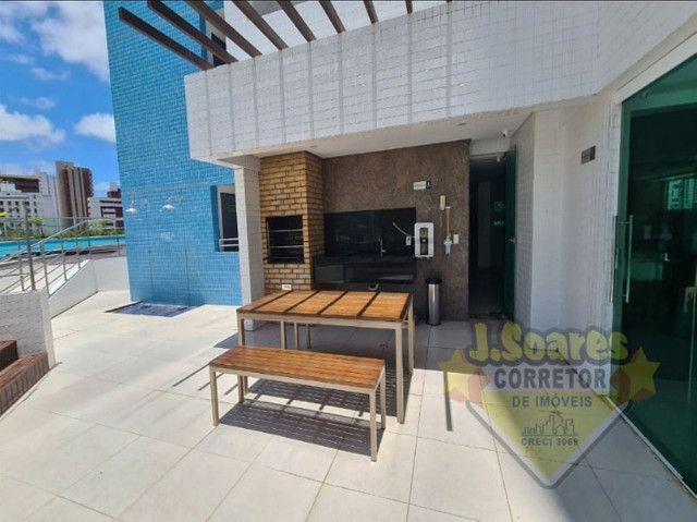Manaíra, 3 quartos, Suíte, 70m², R$ 365 mil, Aluguel, Apartamento, João Pessoa - Foto 12