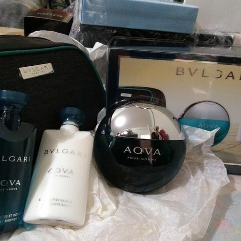 Perfume importado, Bvlgari Acqua