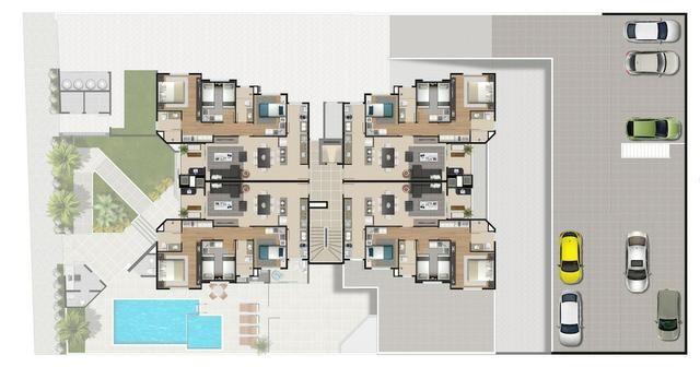 Apartamento no bairro Anita Garibaldi - Foto 8