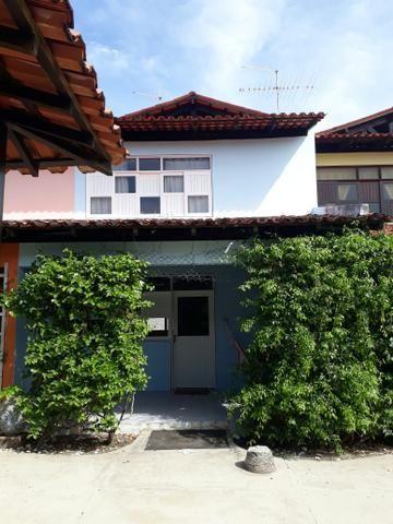 Exc.casa em condomínio fechado com piscina, na Barra de São Miguel por 250 mil