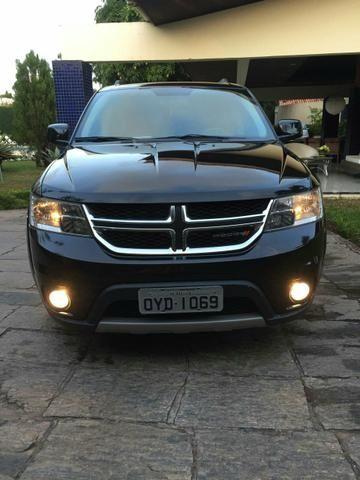 Dodge Journey . 7 lugares. R 58.500,00