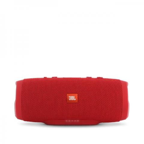 Jbl Charge3 Caixa De Som Portátil Bluetooth Original - Vermelha