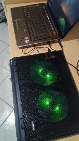 HP DV5 1251nr base cooler- Troco por PS4 (LEIA)