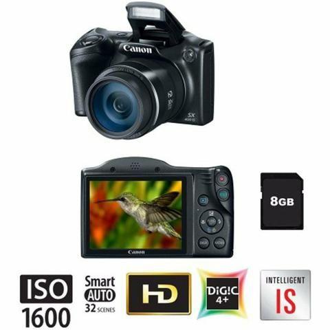 Câmera Canon PowerShot SX400 IS