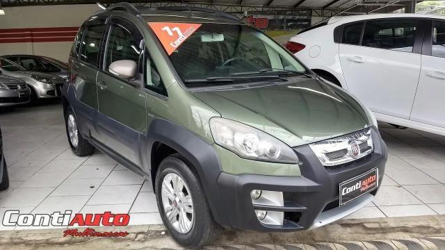 Fiat Idea Adv Advlockdualogic 18 Flex 5p 2011 437201254 Olx