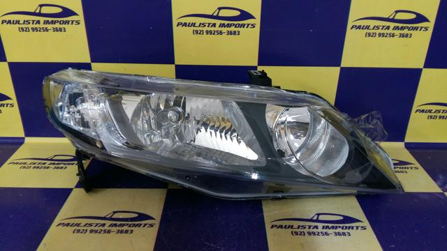 Farol New Civic 2006 2007 2008 2009 2010 2011 2012 ( Novo )