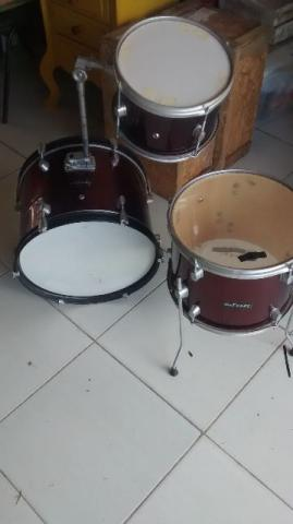 Bateria Reduzida Turbo Jr