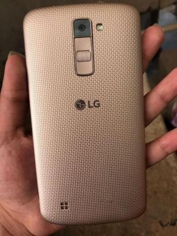 Lg k10 dourado