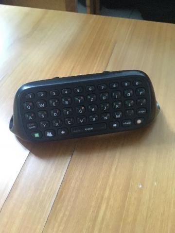 Teclado para controle de xbox 360
