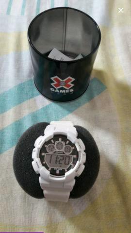 Relógio X games novo